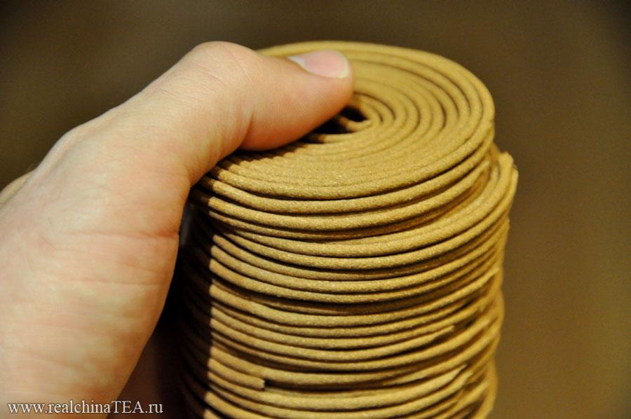 Внутри столько спиралек, что их хватит больше чем на год!