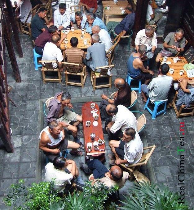 Чайные в Китае www.realchinatea.ru