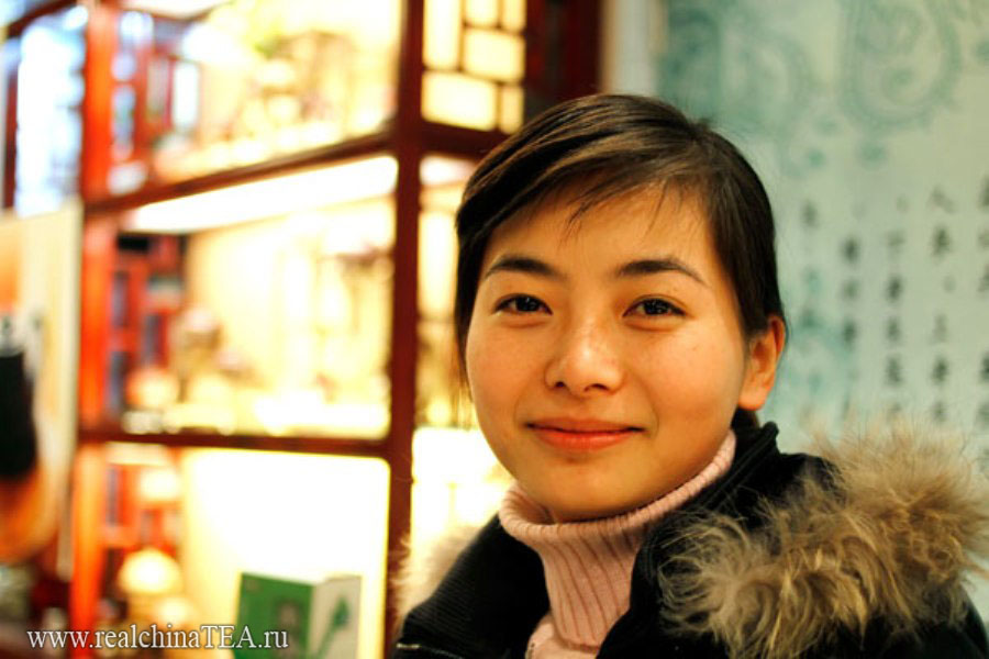 Чэн Ли - дочка китайского фермера