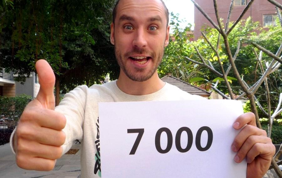 7 000 заказ в интернет-магазине на сайте www.realchinatea.ru