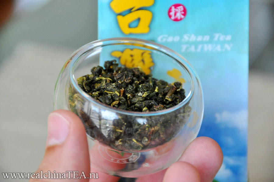 Тайваньский улун – зарубежная эстрада.