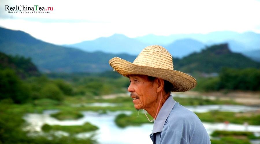 Дядюшка Чэн - поставщик молочного улуна
