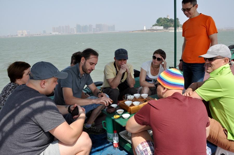 Чайный тур по провинции Фуцзянь www.realchinatea.ru
