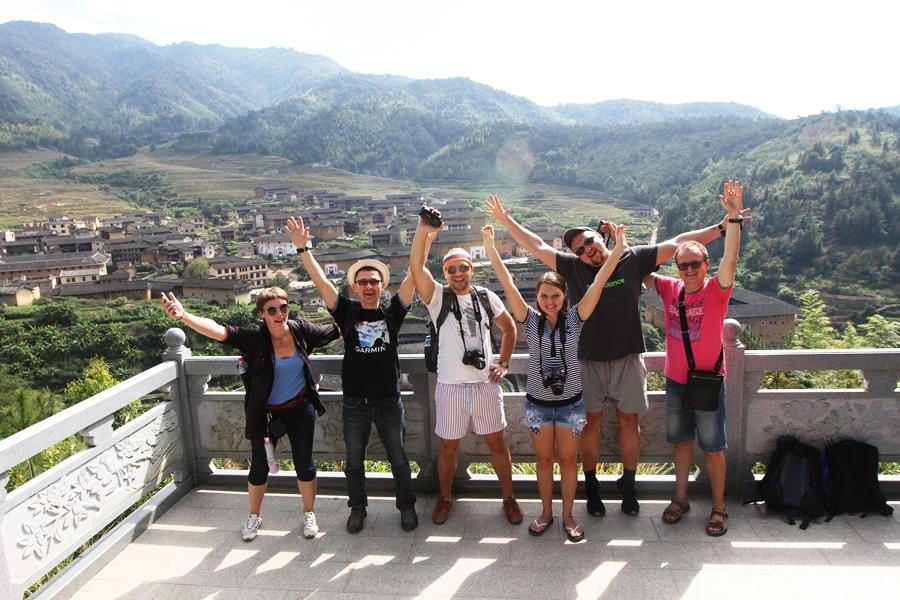Чайный тур в Китай. Фуцзяньская группа, осень 2013. www.realchinatea.ru