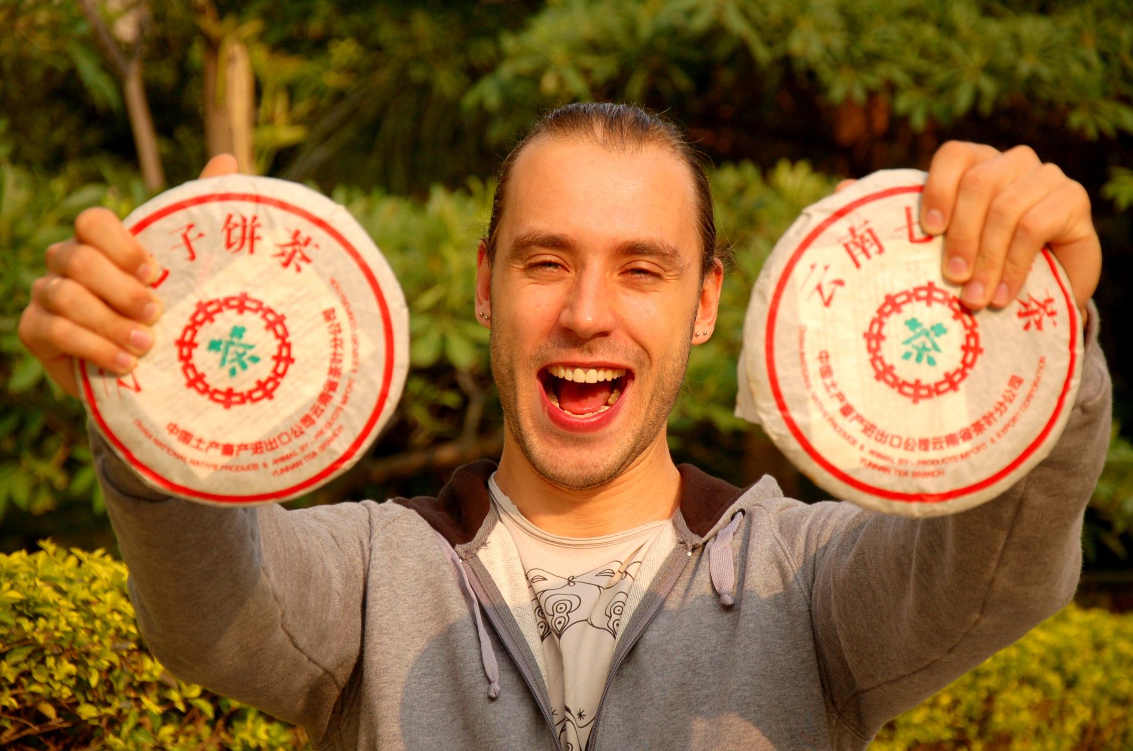Григорий Потёмкин чайные туры в Китай.