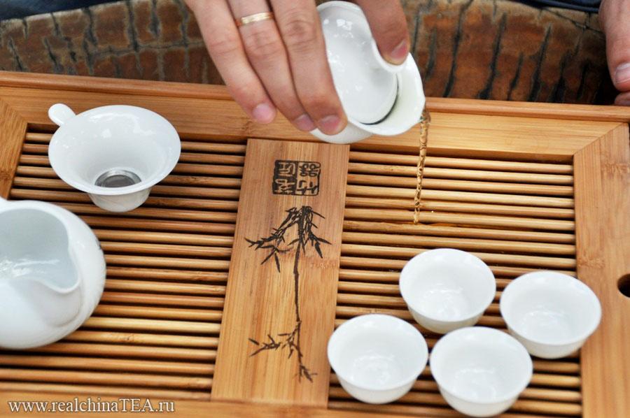 Как заварить китайский чай