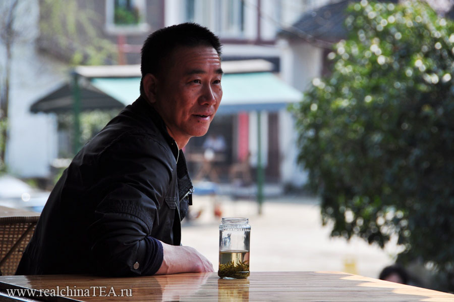 Как заваривают чай в провинции Чжэцзян