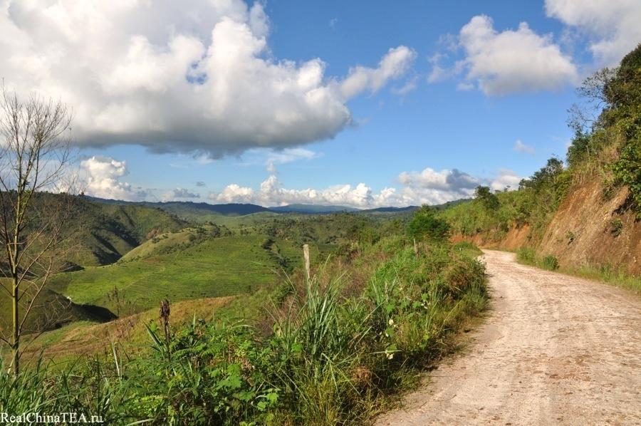 Провинция Юньнань. В поисках деревни Лаобаньчжан.