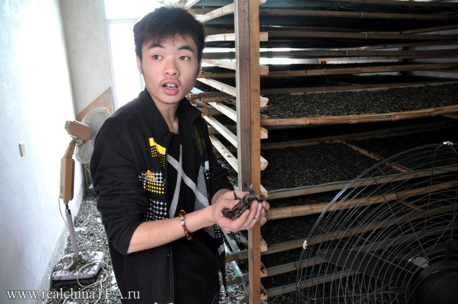 Сяо Чэн - мой приятель из города Фудин