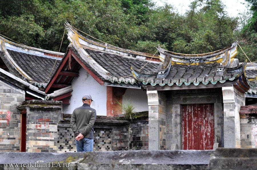 Китайская глубинка без туристической косметики.
