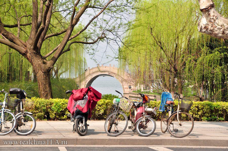 Весенний Ханчжоу