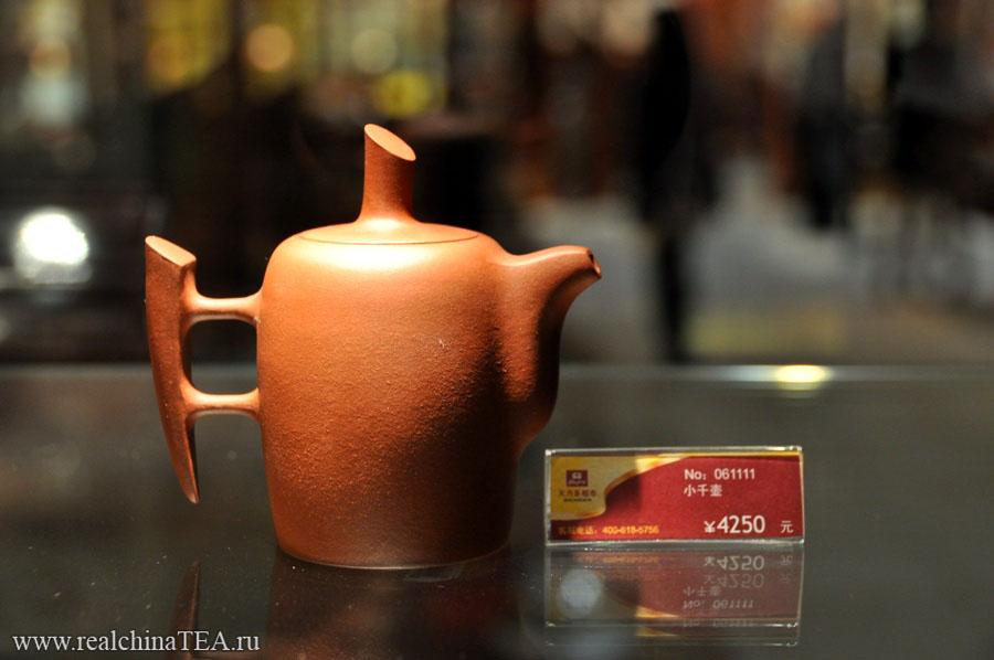 Сколько должен стоить чайник из исинской глины?