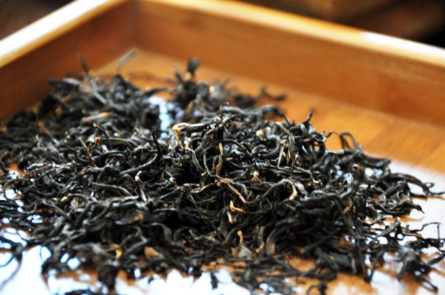 Красный Юньнаньский чай. realchinatea.ru