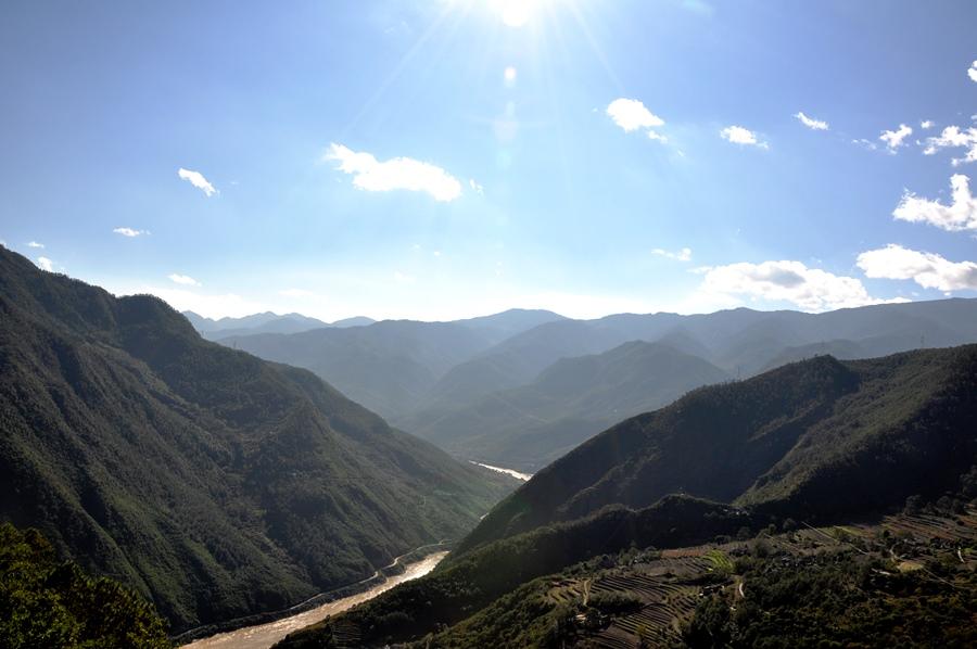 Мы идем дальше и дальше!! Ущелье прыгающего тигра. Чайный тур в Китай www.realchinatea.ru
