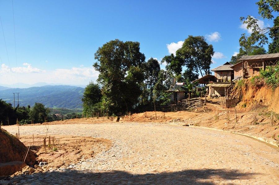 Высокогорные чайные деревни
