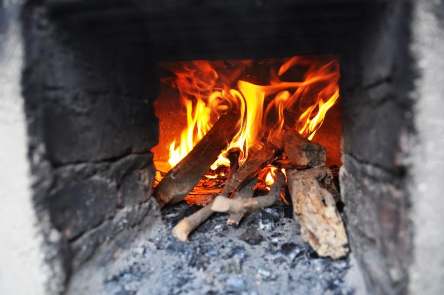 Угадайте, зачем огонь?