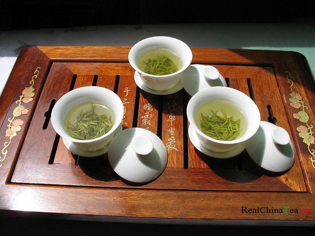 Подносы для чайной церемонии