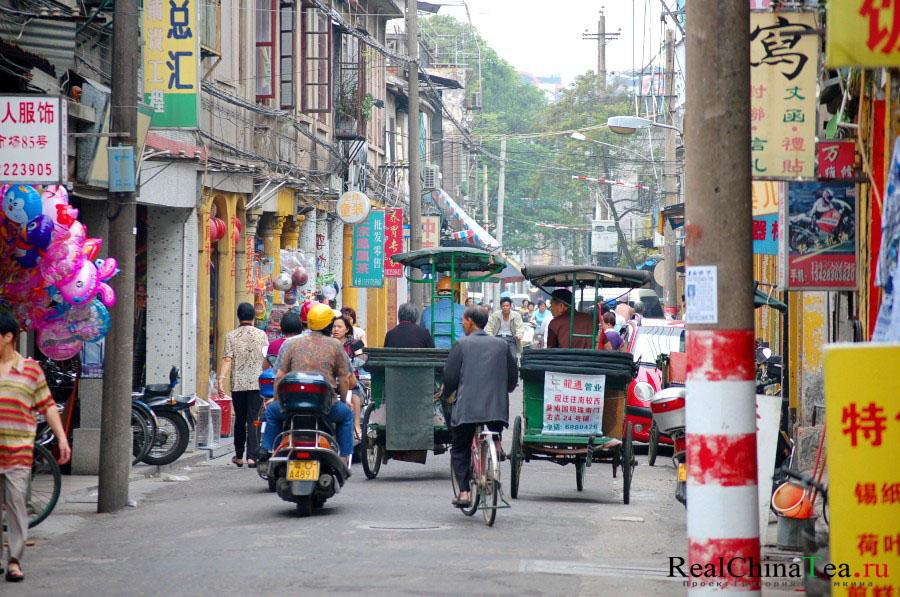 Китай, Провинция Гуандун, город Чао Чжоу