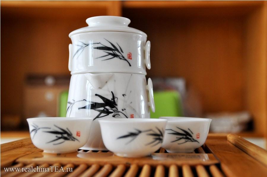 Японский набор для чайной церемонии