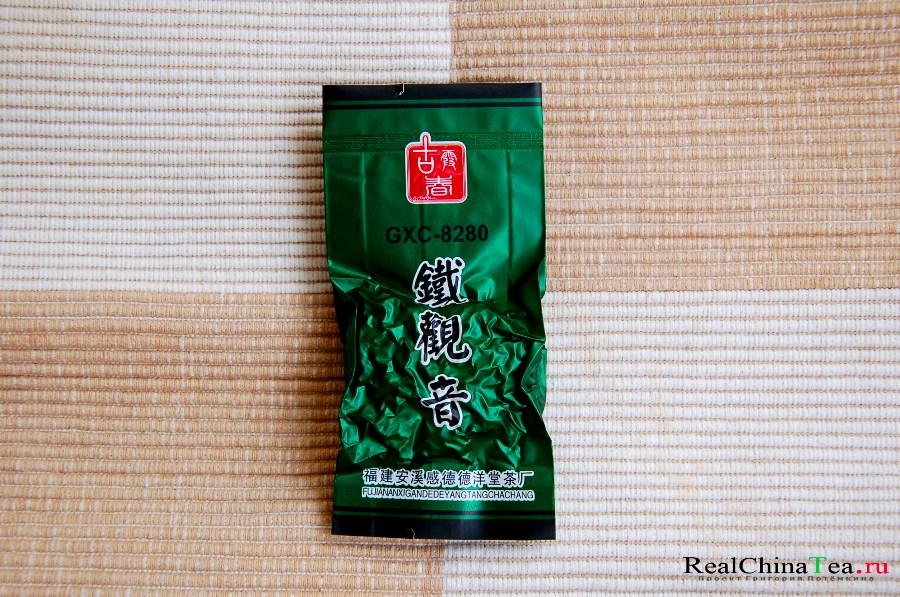 Кто и как пакует чай в Китае