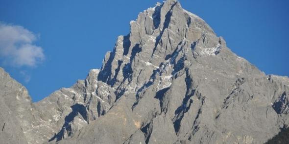 Юньнаньские горы. Серьезные горы.