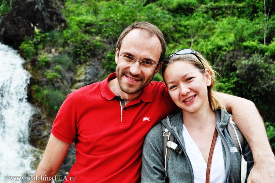 Илья и Катя - супер-ребята из Москвы.