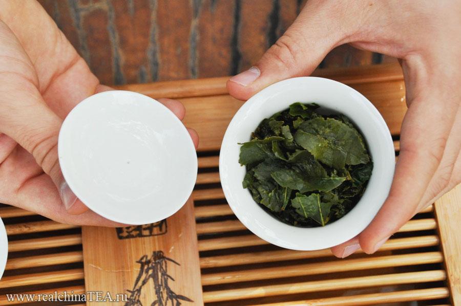 Чайный лист в гайване