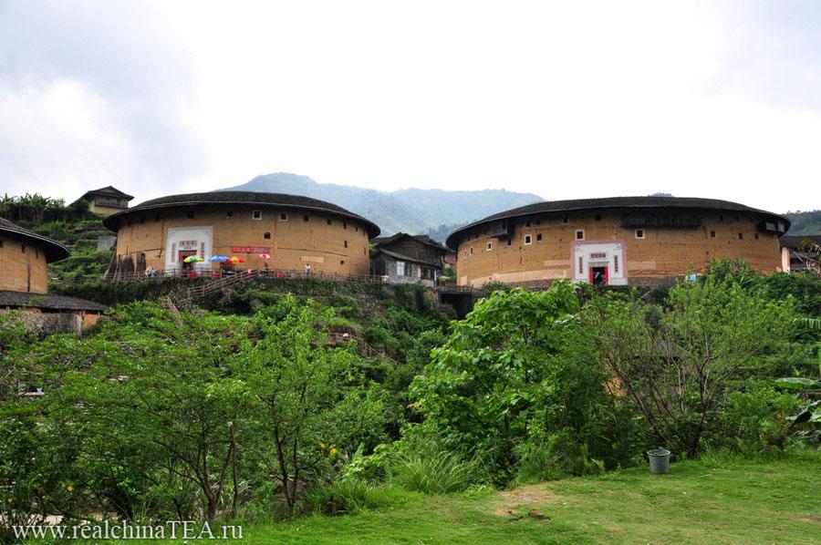 Таких домов больше нет нигде в Китае.