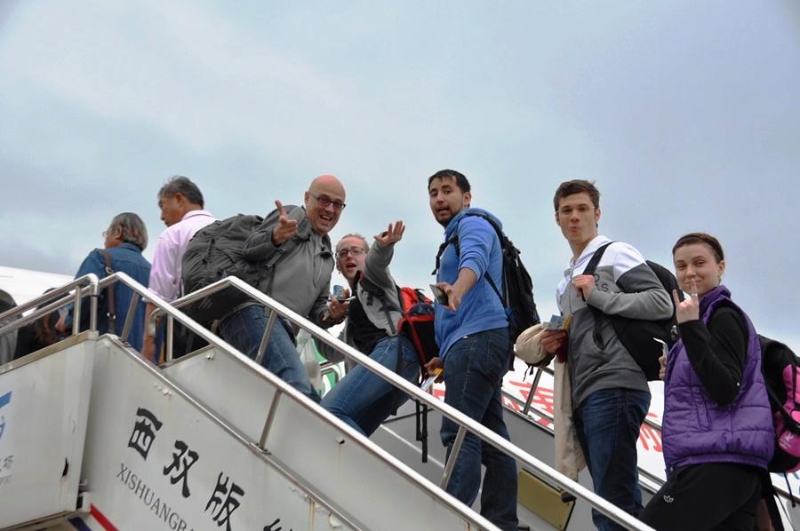 Чайный тур по провинции Юньнань. www.RealChinaTea.ru Летим в Дали!! Еееей! ))