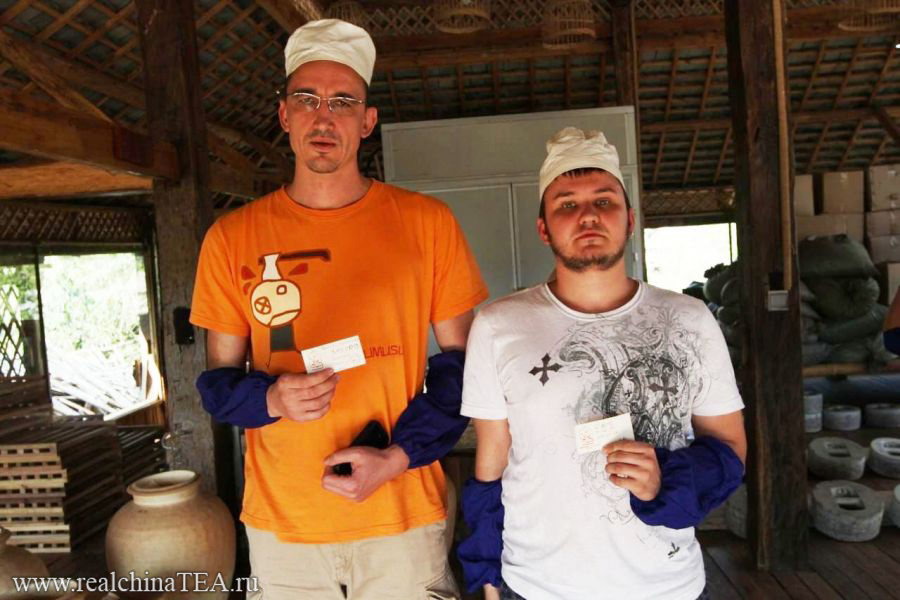 Даниил и Антон. Готовы к работе. ))