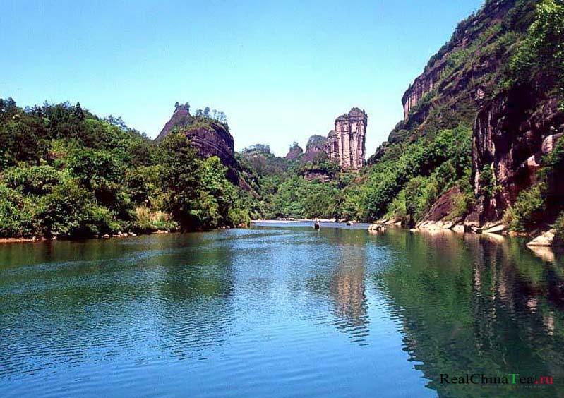 Уи Шань, чайный город Китая