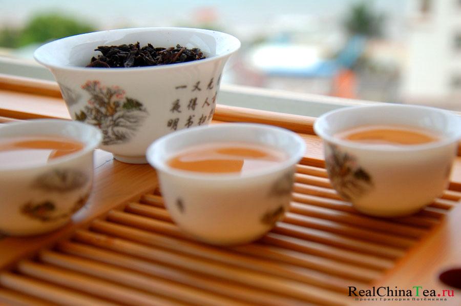 Дахунпао настоящий китайский чай