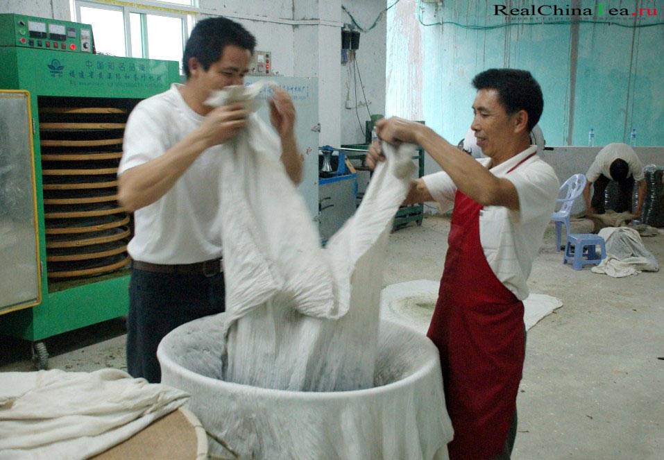 Ферментация улуна