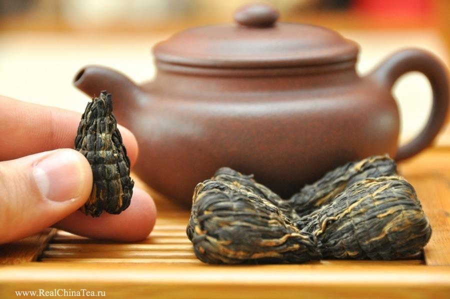 Маленькие красные пагоды – Хун Та. Красный чай из сердца провинции Юньнань.