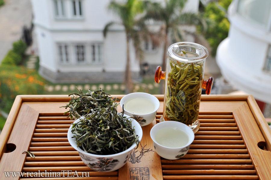 Китайский чай Маофэн