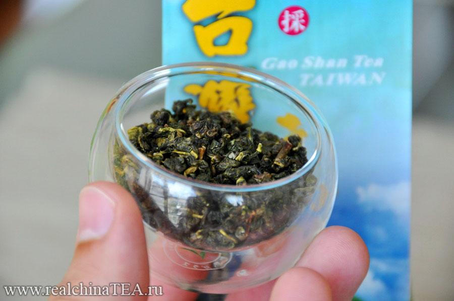 Тайваньский улун Алишань