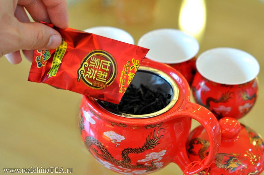 Заваривать китайский чай в таком чайнике удобно.
