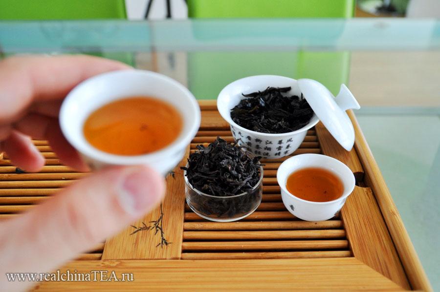 Китайский чай Жоугуй