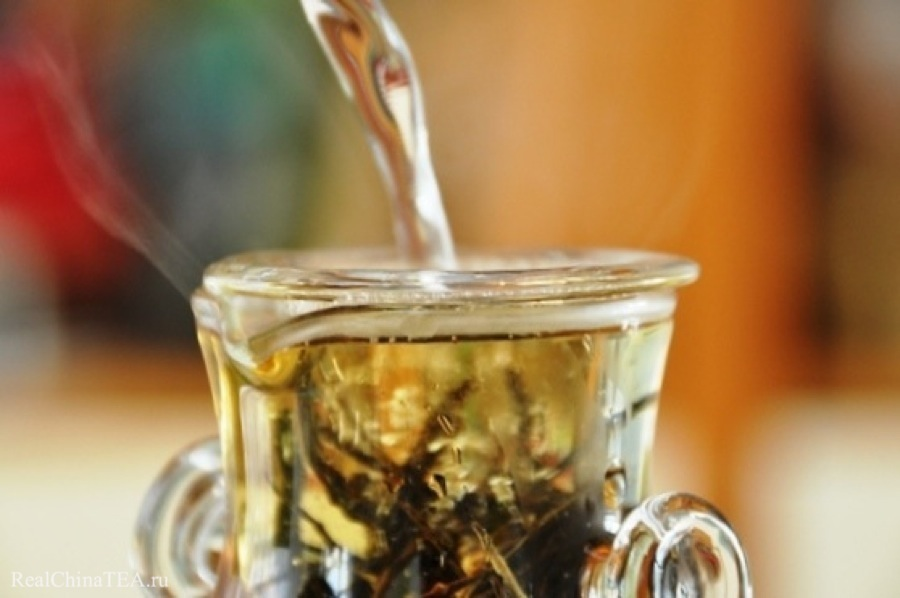 Красный чай Сосновые иглы
