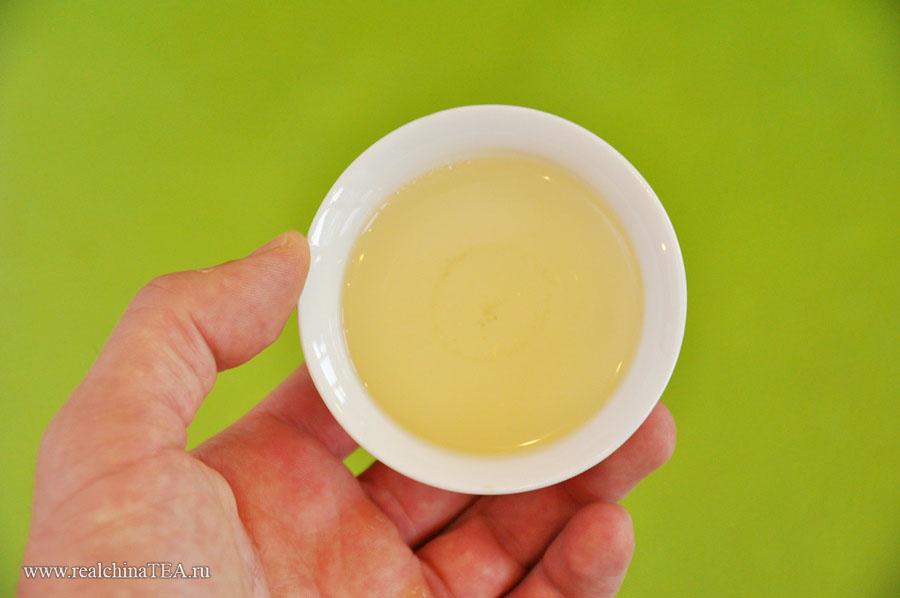 Зеленый чай Чжуецин. www.realchinatea.ru