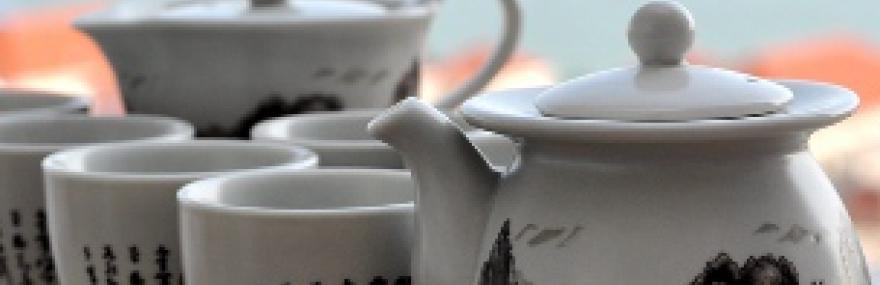 Фото Экскурсия на фабрику по производству чайного фарфора