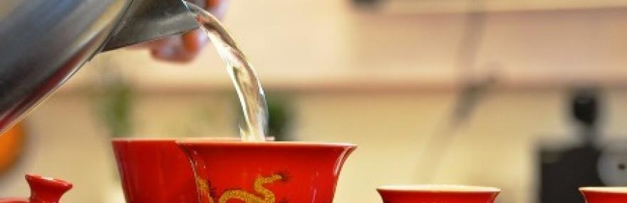 Фото Тепло. Теплее. Горячо. Или какой водой заваривать китайский чай