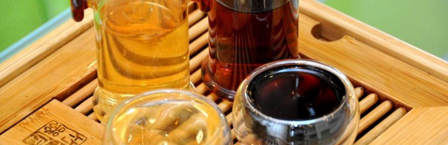 Фото Семь групп китайских чаев. Или как отличить одно от другого