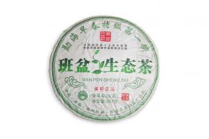 Фото Пуэр (Шен) Ban Pen Sheng Tai Cha. Вес 357 граммов. 2012 год