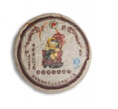 Фото Пуэр (Шу). Маленький блин. Yunnan Puer Cha Yuan Cha. 100 граммов. 2011 год