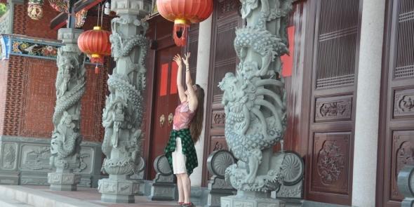 Прикоснуться к Китаю